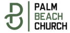 Palm Beach Church Logo